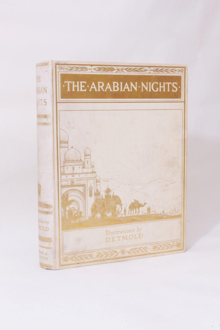 Anonymous - The Arabian Nights - Hodder & Stoughton, n.d. [1924], First Thus.