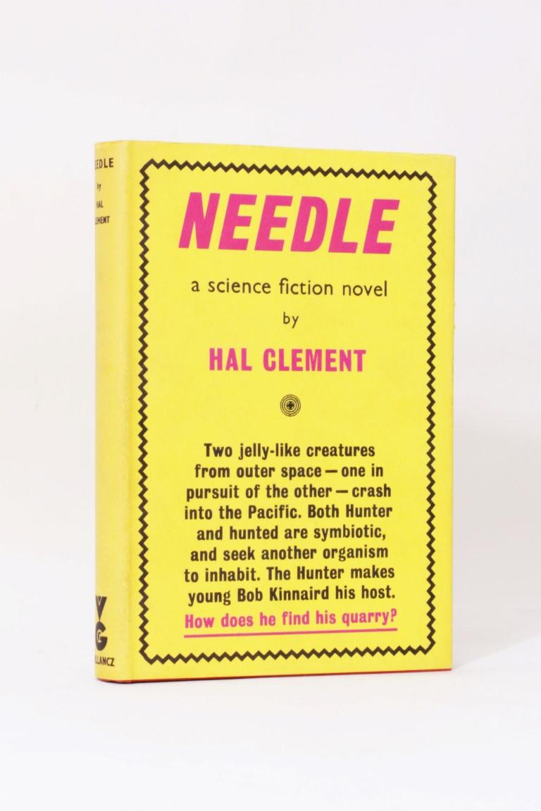 Hal Clement - Needle - Gollancz, 1961, First Edition.
