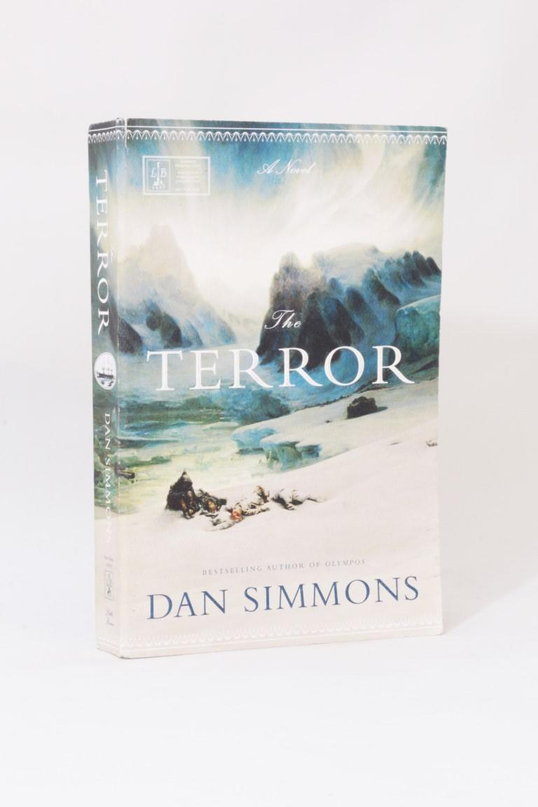 Dan Simmons - The Terror - Little Brown, 2007, Proof.