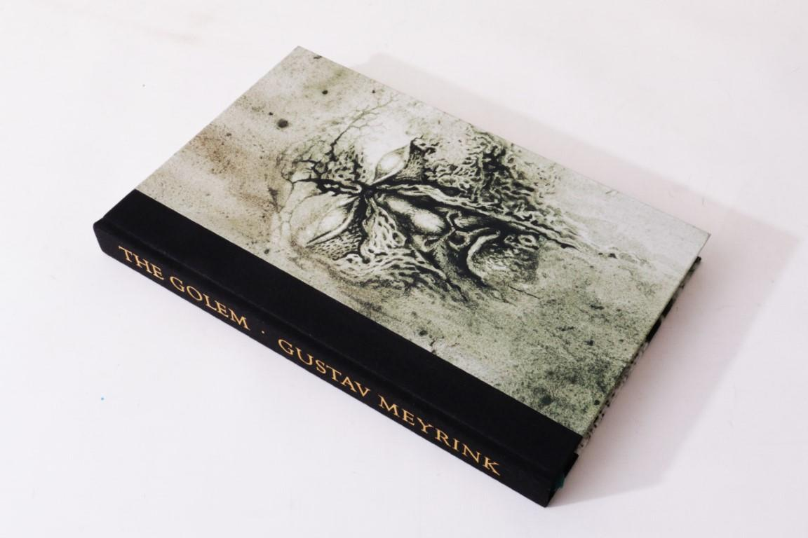 Gustav Meyrink - The Golem - Centipede Press, 2011, Signed Limited Edition.