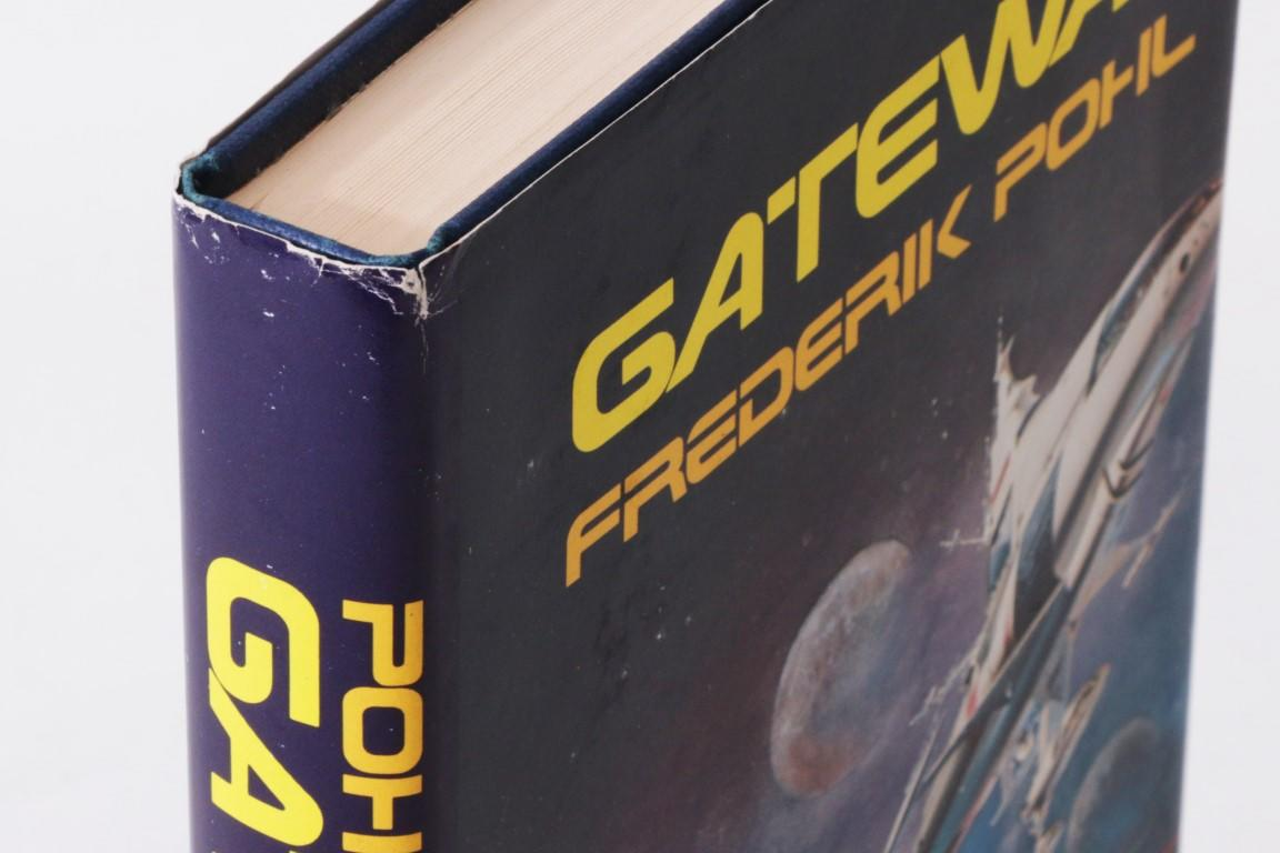 Frederik Pohl - Gateway - St Martin's Press, 1977, First Edition.