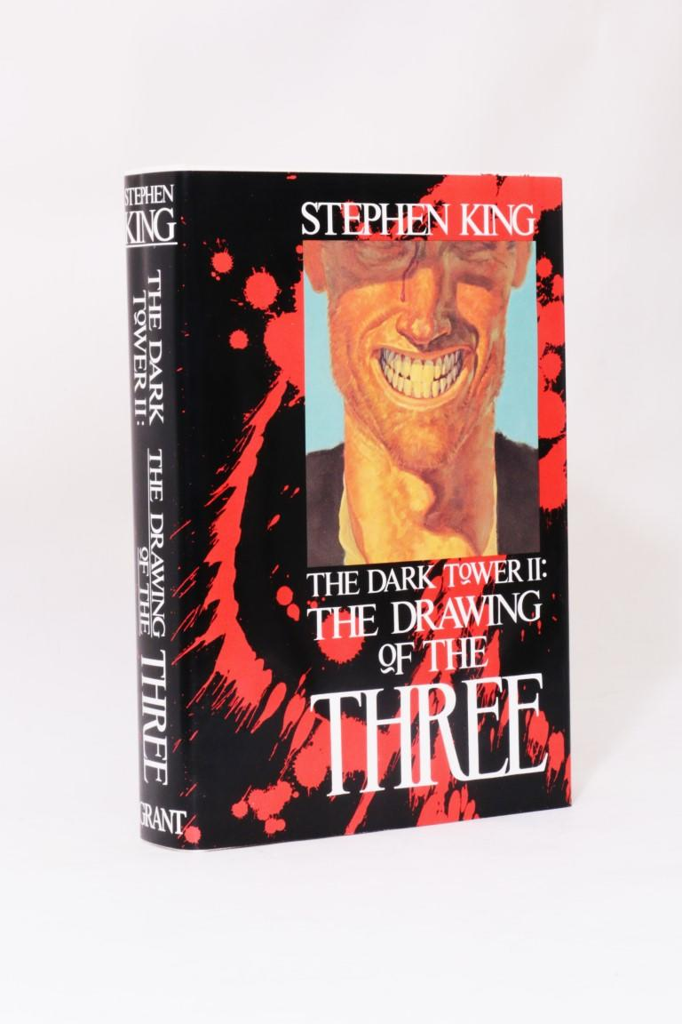 Stephen King - The Drawing of the Three - Grant, 1987, Signed Limited Edition.