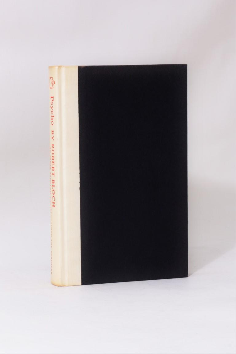 Robert Bloch - Psycho - Simon & Schuster, 1959, First Edition.