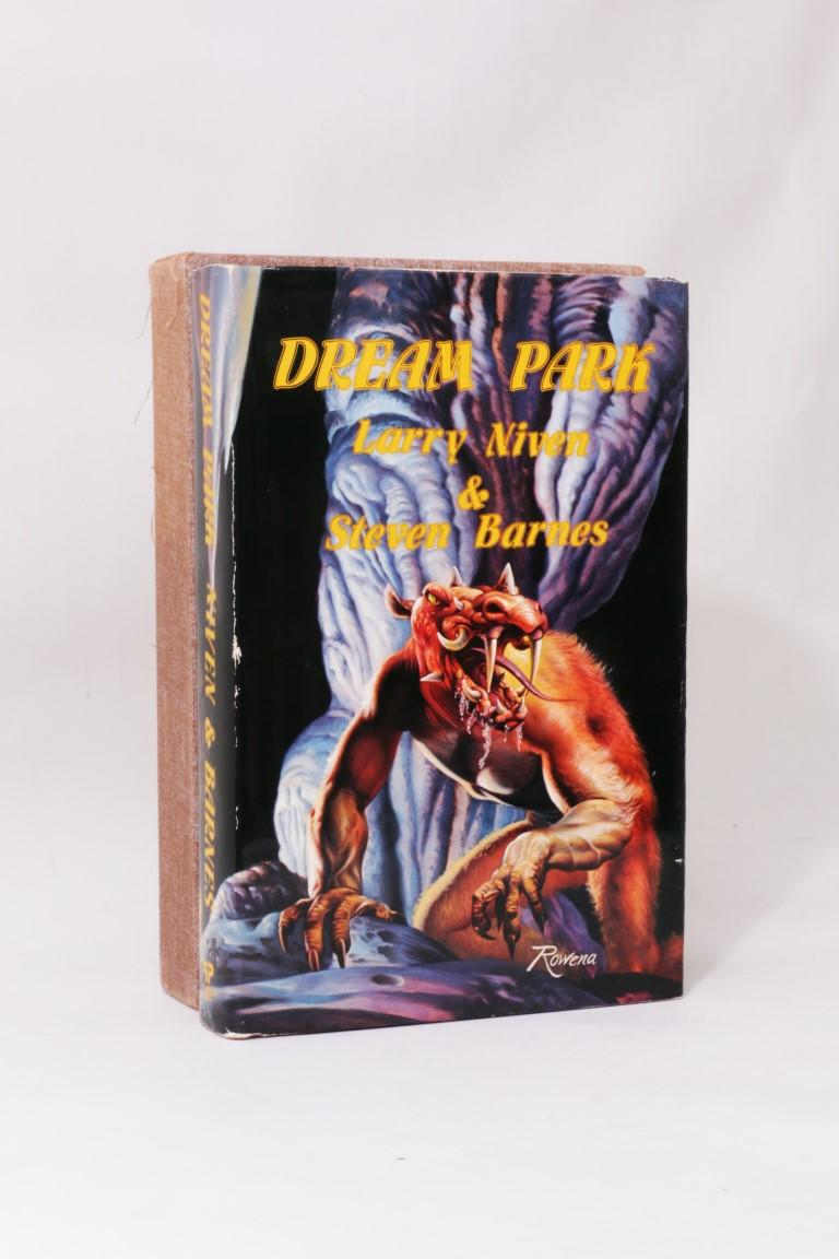 Steven Barnes & Larry Niven - Dream Park - Phantasia Press, 1981, Signed Limited Edition.