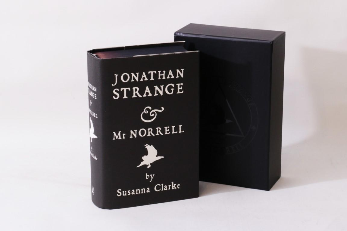 Susanna Clarke - Jonathan Strange & Mr Norrell - Bloomsbury, 2004, Signed Limited Edition.
