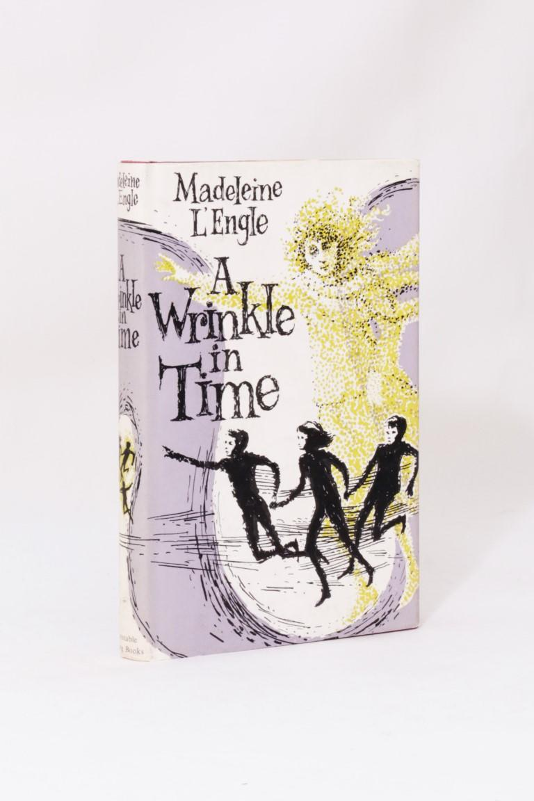 Madeleine L'Engle - A Wrinkle in Time - Constable Young Books, 1963, First Edition.