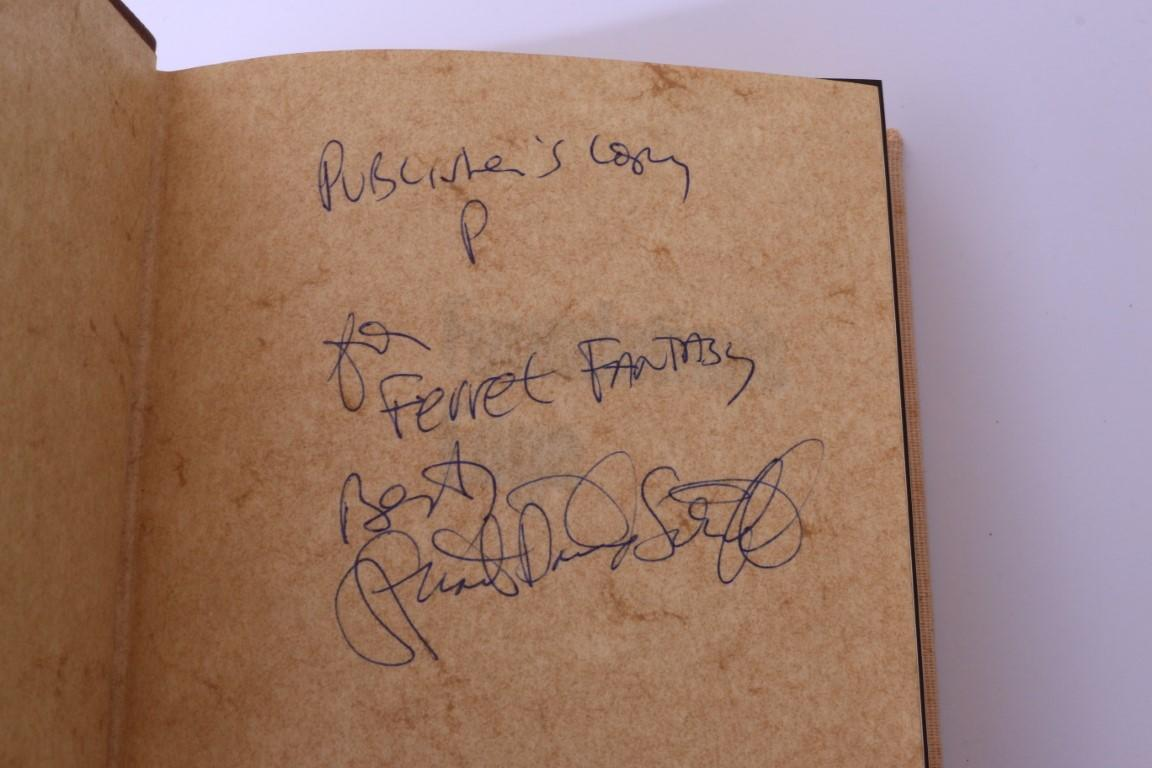 Isaac Asimov - Foundation's Edge - Whispers Press, 1982, Signed Limited Edition.