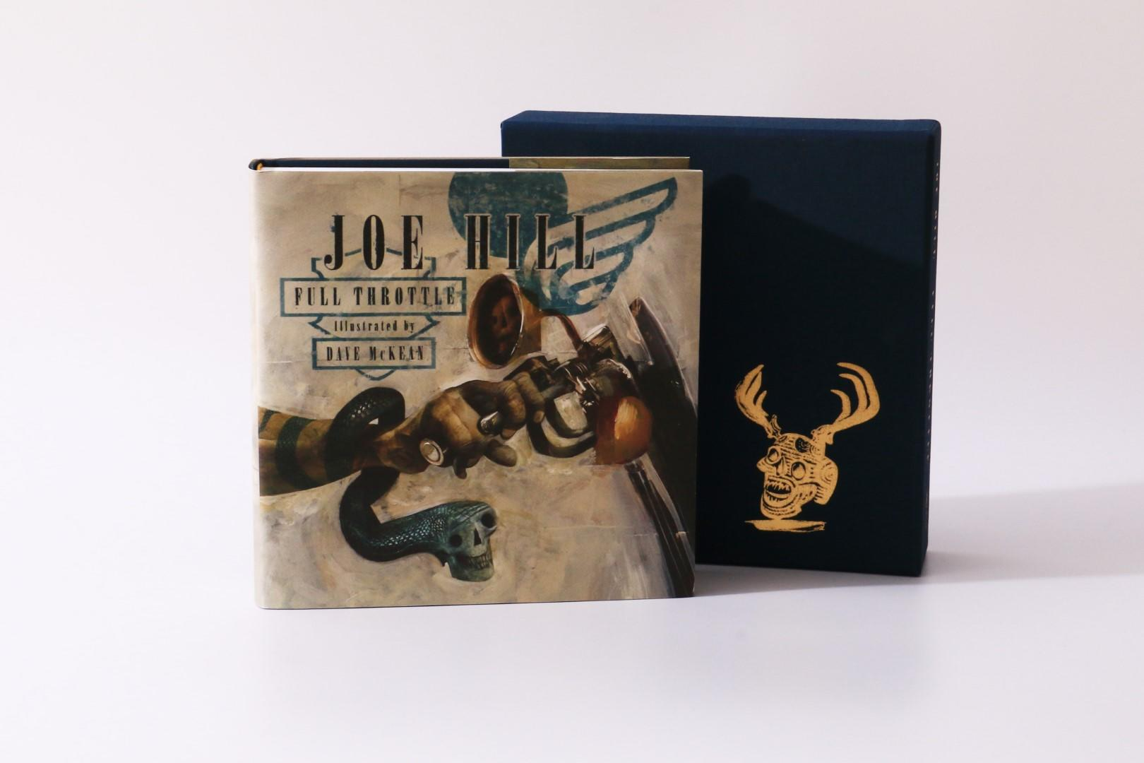 Joe Hill - Full Throttle - Subterranean Press, 2020, Signed Limited Edition.