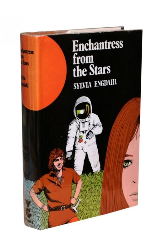 Sylvia Engdahl - Enchanters from the Stars - Gollancz, UK, 1974 - Signed First Edition