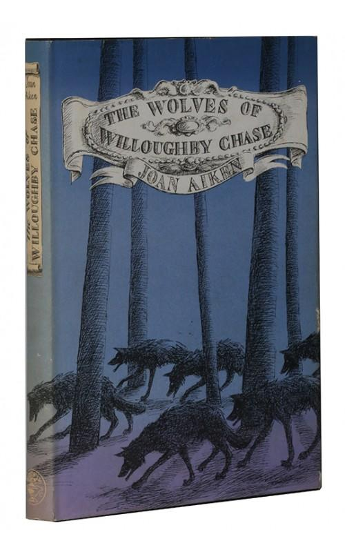Joan Aiken - The Wolves of Willoughby Chase - Jonathan Cape, 1962, UK First Edition