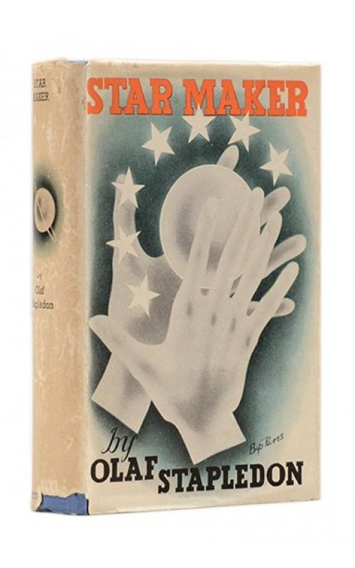 Olaf Stapledon - Star Maker - Methuen, 1937, UK First Edition