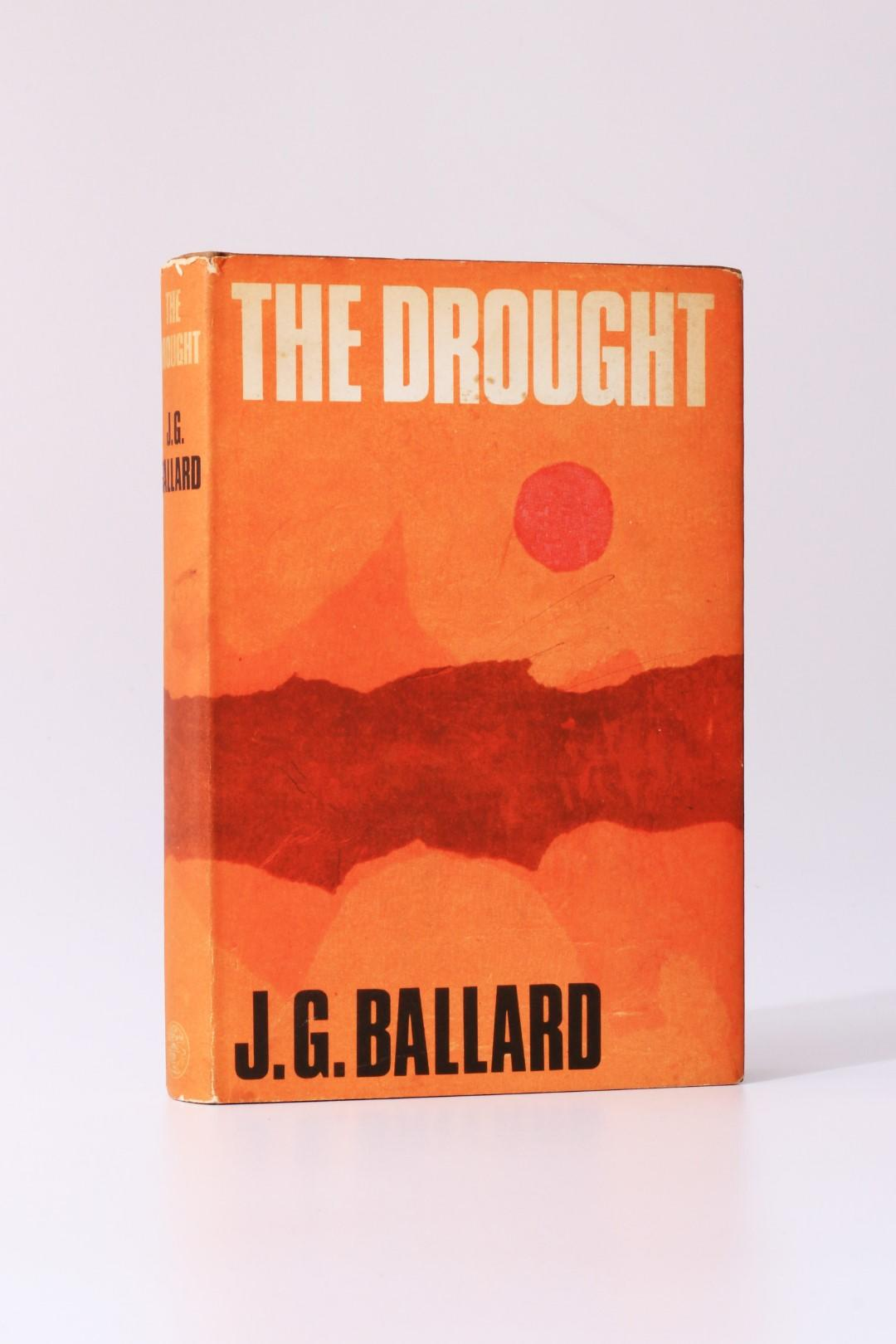 J.G. Ballard - The Drought - Jonathan Cape, 1964, First Edition.