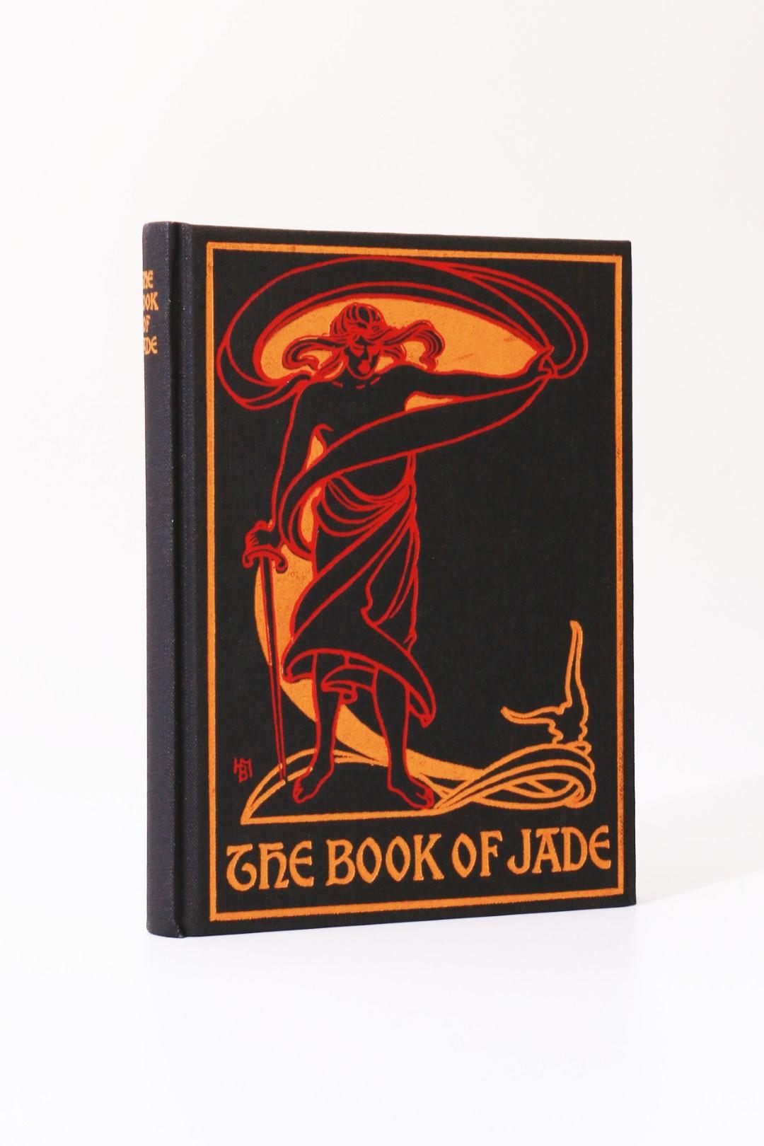 David Park Barnitz - The Book of Jade - Durtro Press, 1998, Limited Edition.