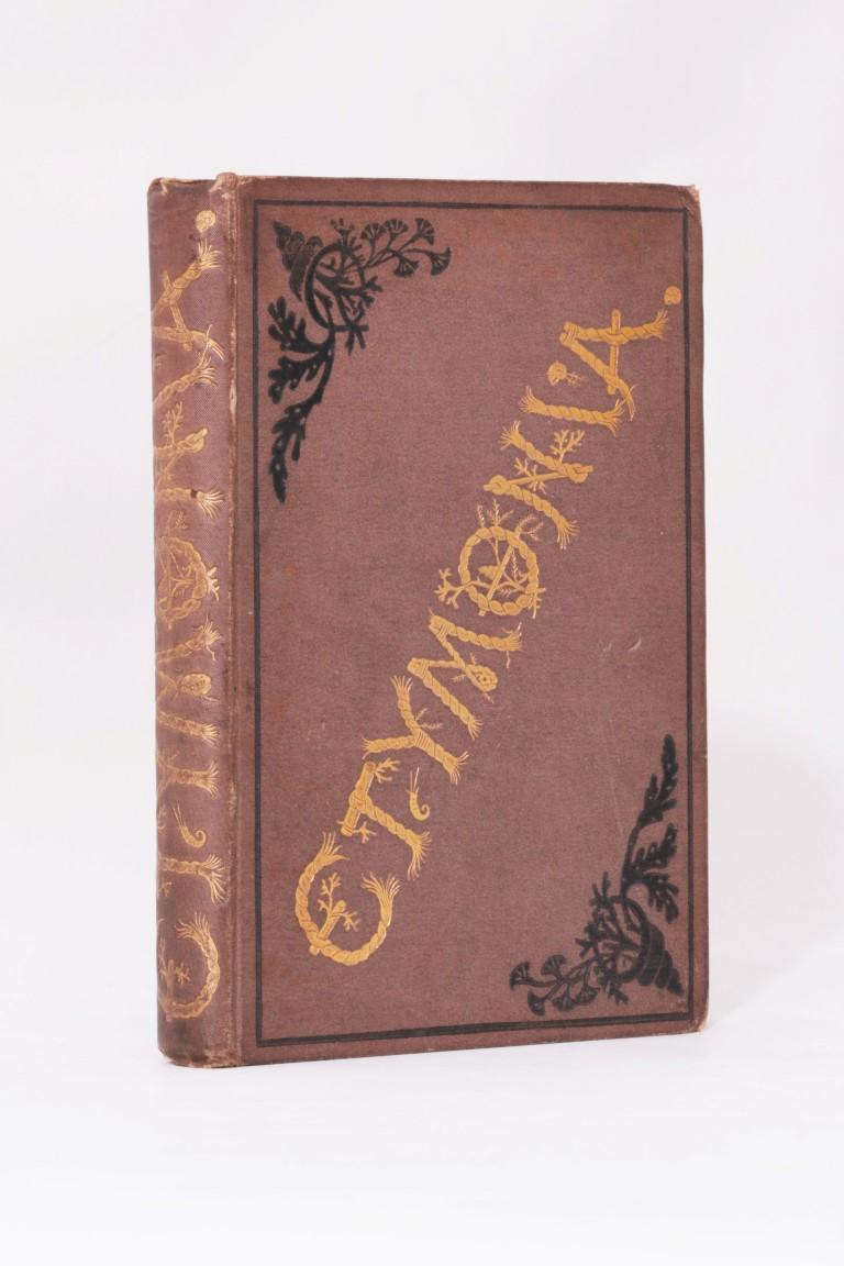 Anonymous [Samuel Tinsley?] - Etymonia - Samuel Tinsley, 1875, First Edition.