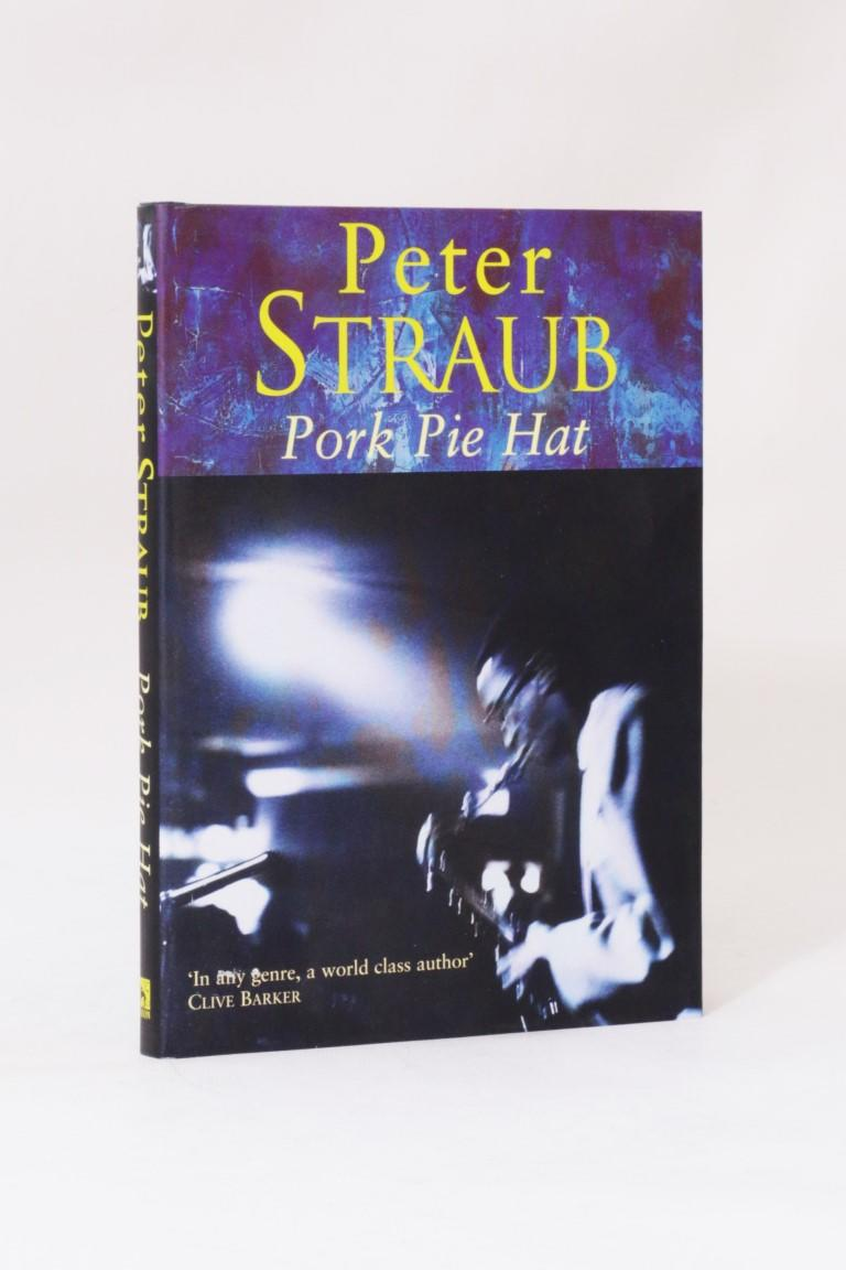 Peter Straub - Pork Pie Hat - Orion, 1999, Signed First Edition.