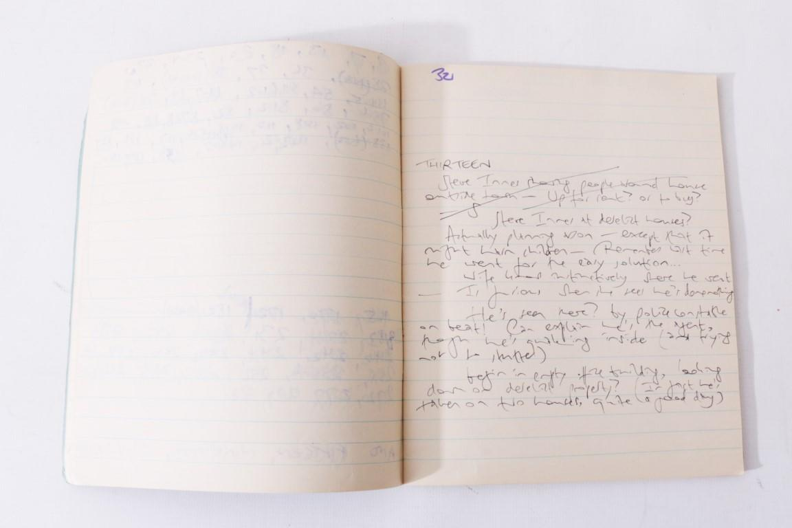 Ramsey Campbell - For the Rest of Their Lives, Autograph Manuscript - None, n.d. [c1983], Manuscript. Signed