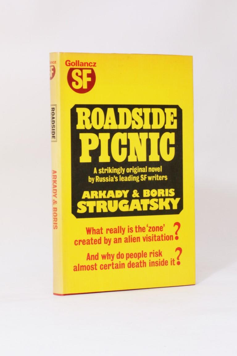 Arkadi & Boris Strugatski [Strugatsky] - Roadside Picnic - Gollancz, 1978, First Edition.