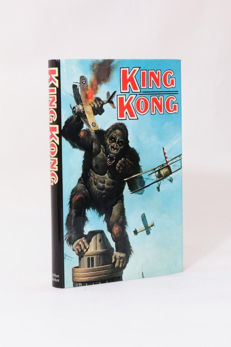 Delos W. Lovelace - King Kong - Arthur Barker, 1977, First Edition.
