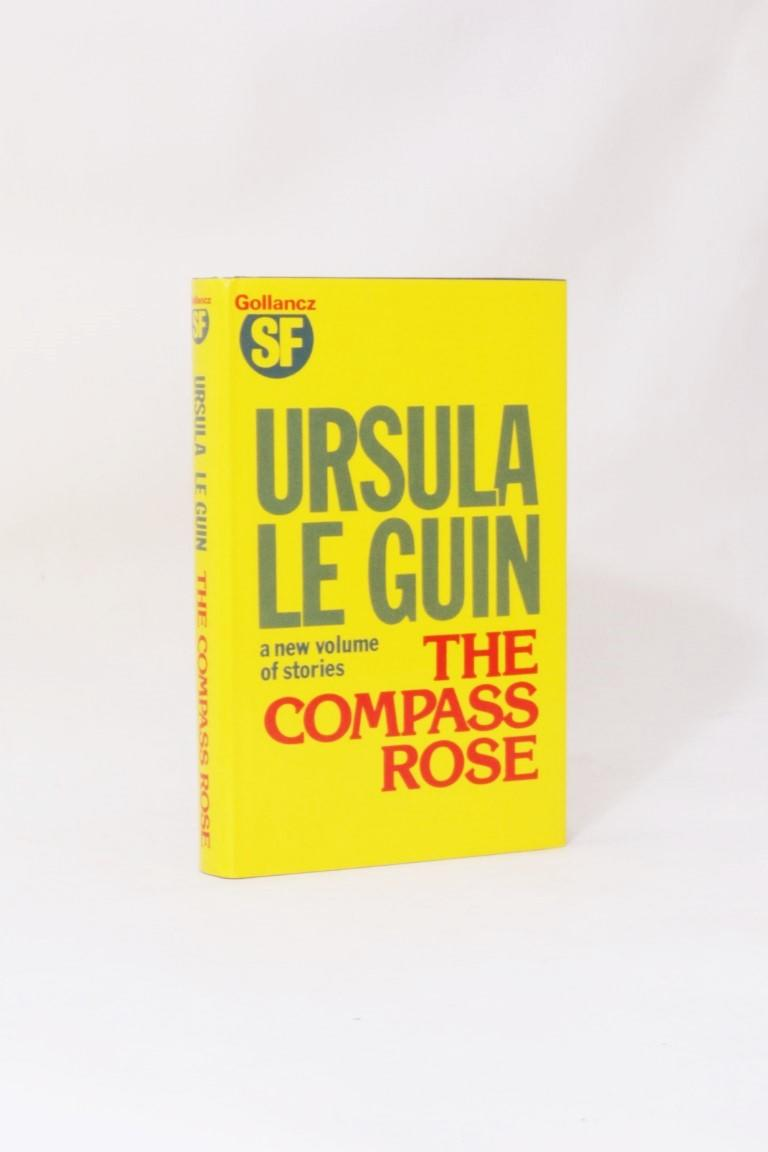 Ursula K. Le Guin - The Compass Rose - Gollancz, 1983, First Edition.  Signed