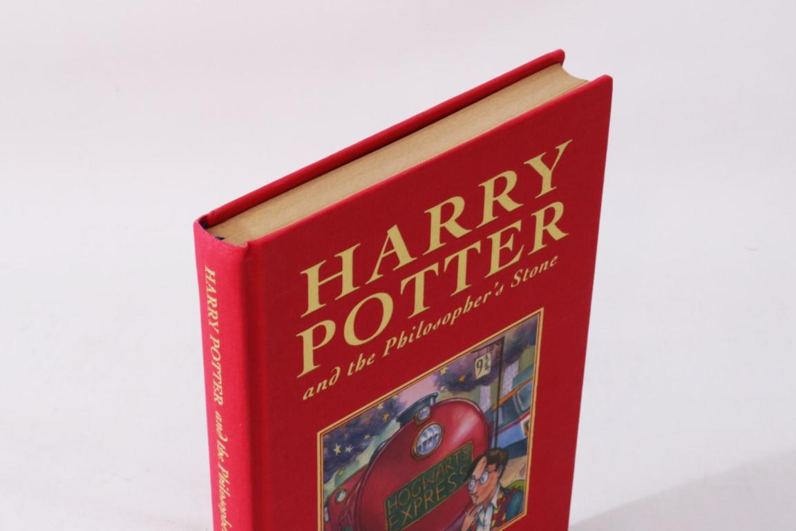 J.K. Rowling - Harry Potter and the Philosopher's Stone - Bloomsbury, 1999, First Edition.