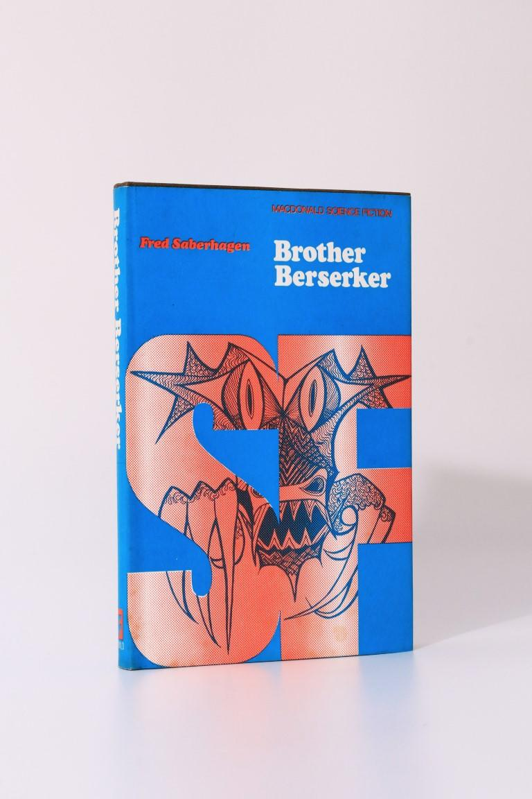 Fred Saberhagen - Brother Berserker - Macdonald, 1969, First Edition.