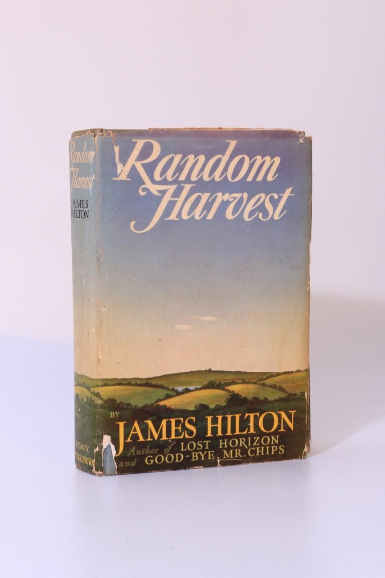 James Hilton - Random Harvest - Little, Brown & Company, 1941, Signed First Edition.