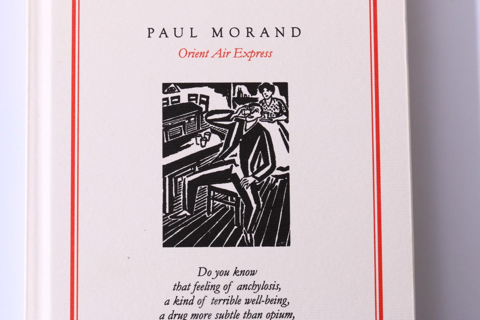 Paul Morand - Orient Air Express - Mount Abraxas, 2018, Limited Edition.