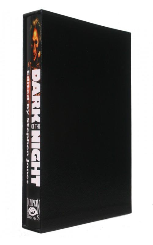 Stephen Jones [editor] - Dark of the Night - Pumpkin Books, UK, 1997 - Signed Limited Edition