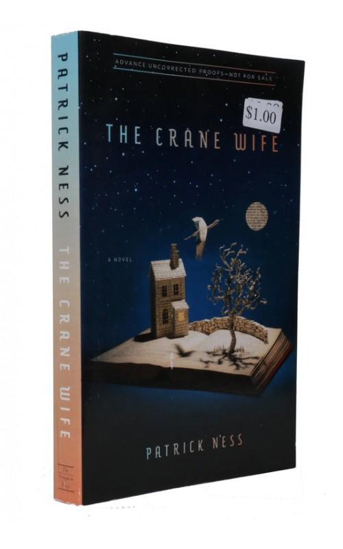 Patrick Ness - The Crane Wife - Penguin, US, 2014 - Proof