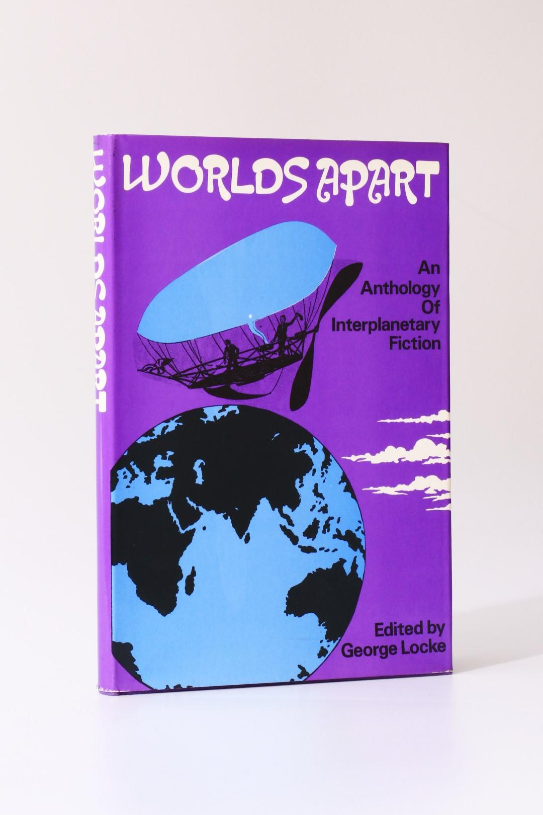George Locke [ed.] - Worlds Apart - Cornmarket Reprints, 1972, First Edition.