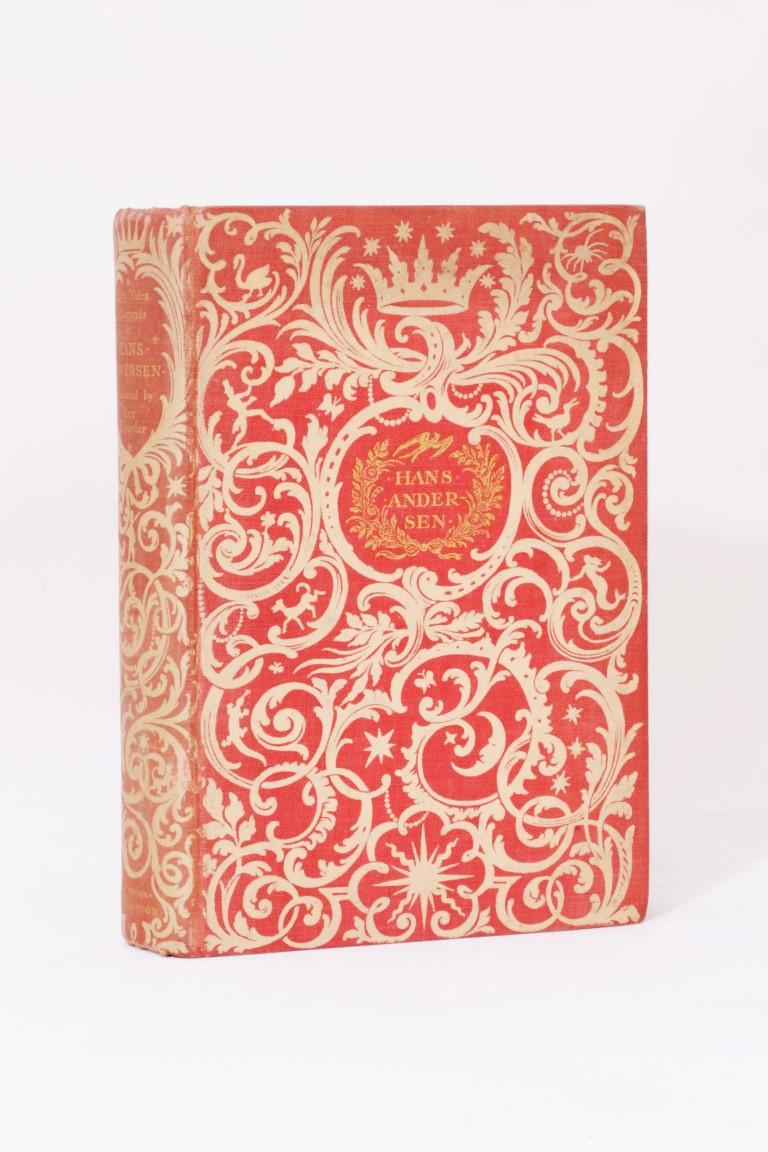 Hans Christian Andersen - Fairy Tales and Legends by Hans Andersen - R. Cobden-Sanderson, 1935, First Edition.