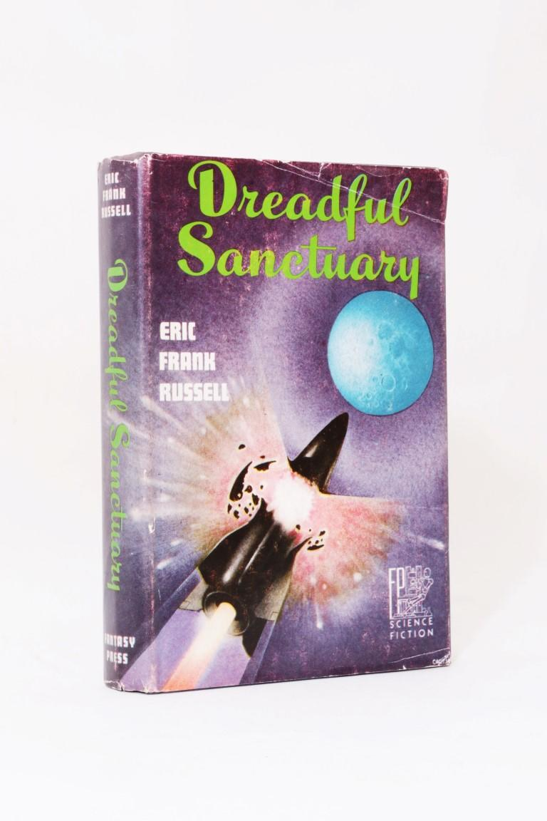 Eric Frank Russell - Dreadful Sanctuary - Fantasy Press, 1951, Signed First Edition.