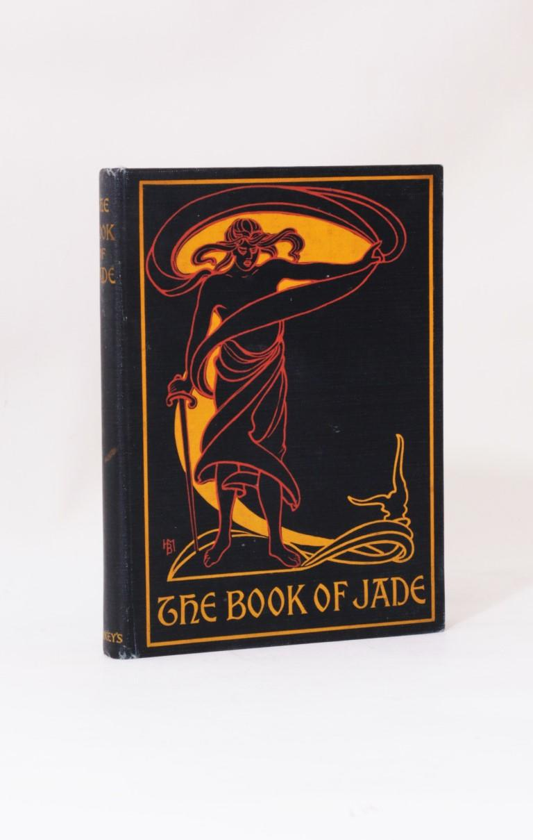 David Park Barnitz - The Book of Jade - Doxey's, 1901, First Edition.