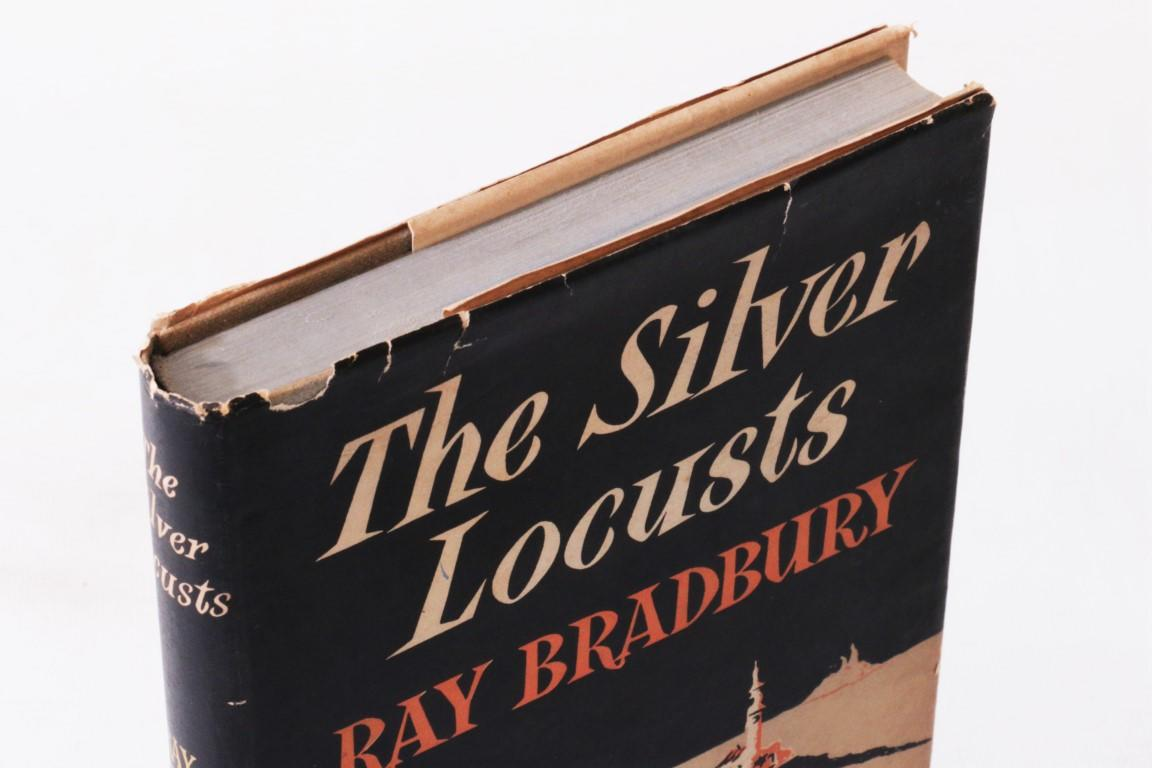 Ray Bradbury - The Silver Locusts - Rupert Hart-Davis, 1951, First Edition.