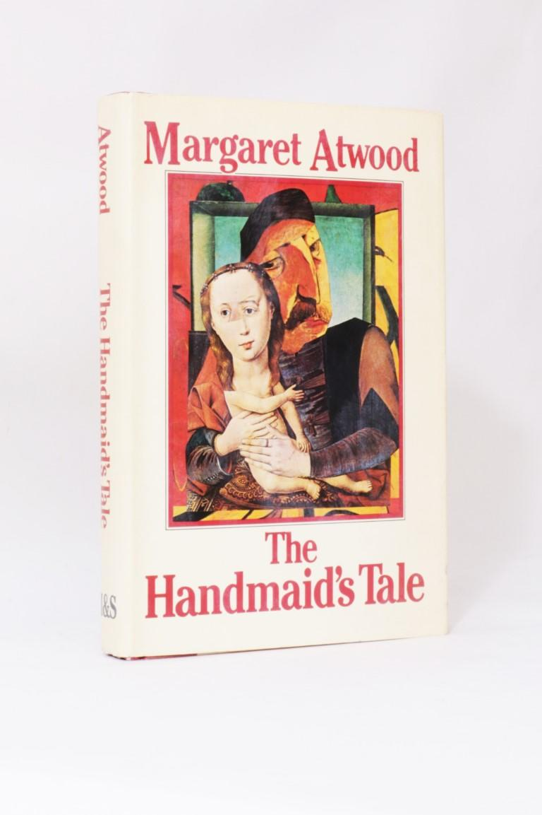 Margaret Atwood - The Handmaid's Tale - McClelland & Stewart, 1985, First Edition.