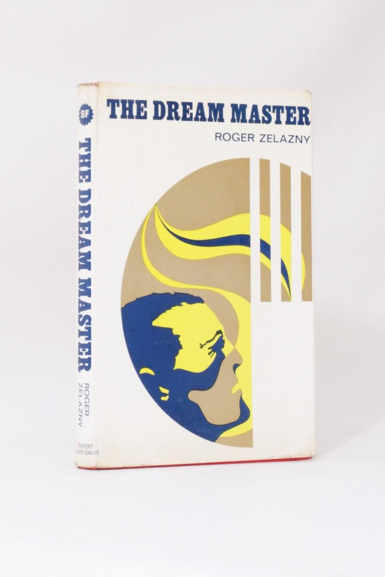 Roger Zelazny - The Dream Master - Rupert Hart-Davis, 1968, Signed First Edition.