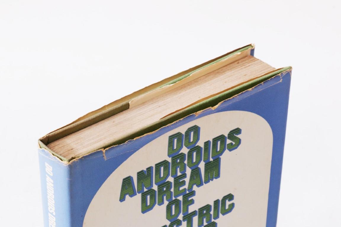 Philip K. Dick - Do Androids Dream of Electric Sheep? - Rapp & Whiting, 1968, First Edition.