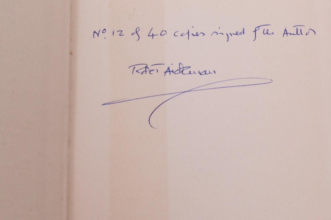Robert Aickman - Sub Rosa - Gollancz, 1968, Signed First Edition.