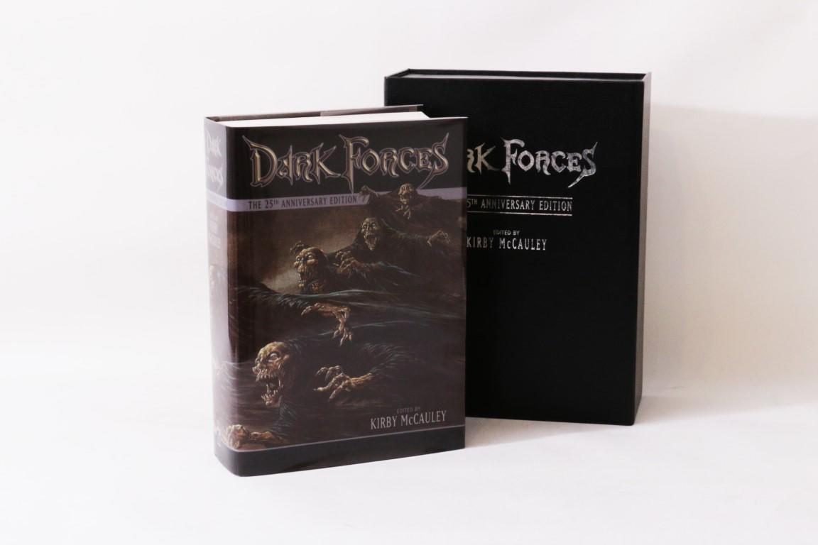 Kirby McCauley [ed.] - Dark Forces: The 25th Anniversary Edition - Lonely Road, 2006, Signed Limited Edition.
