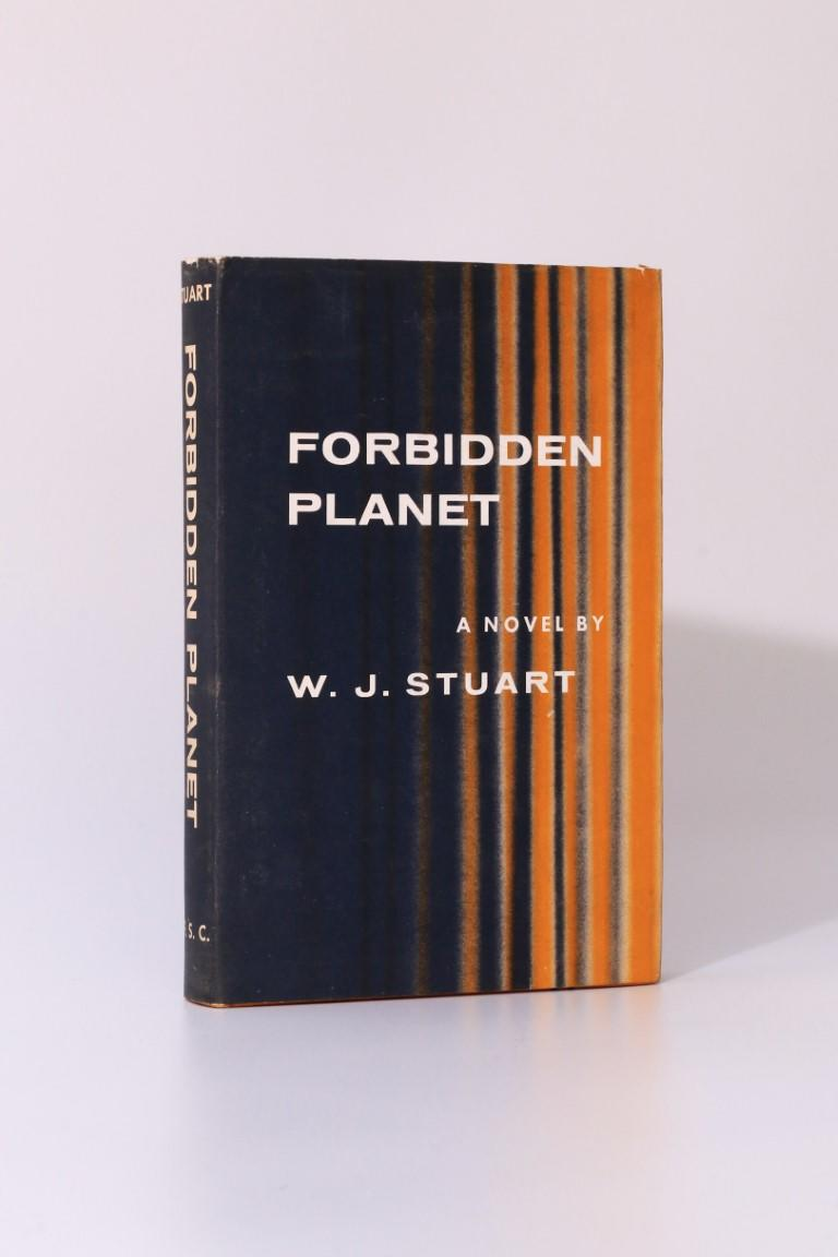 W.J. Stuart - Forbidden Planet - Farrar, Straus & Cudahy, 1956, First Edition.