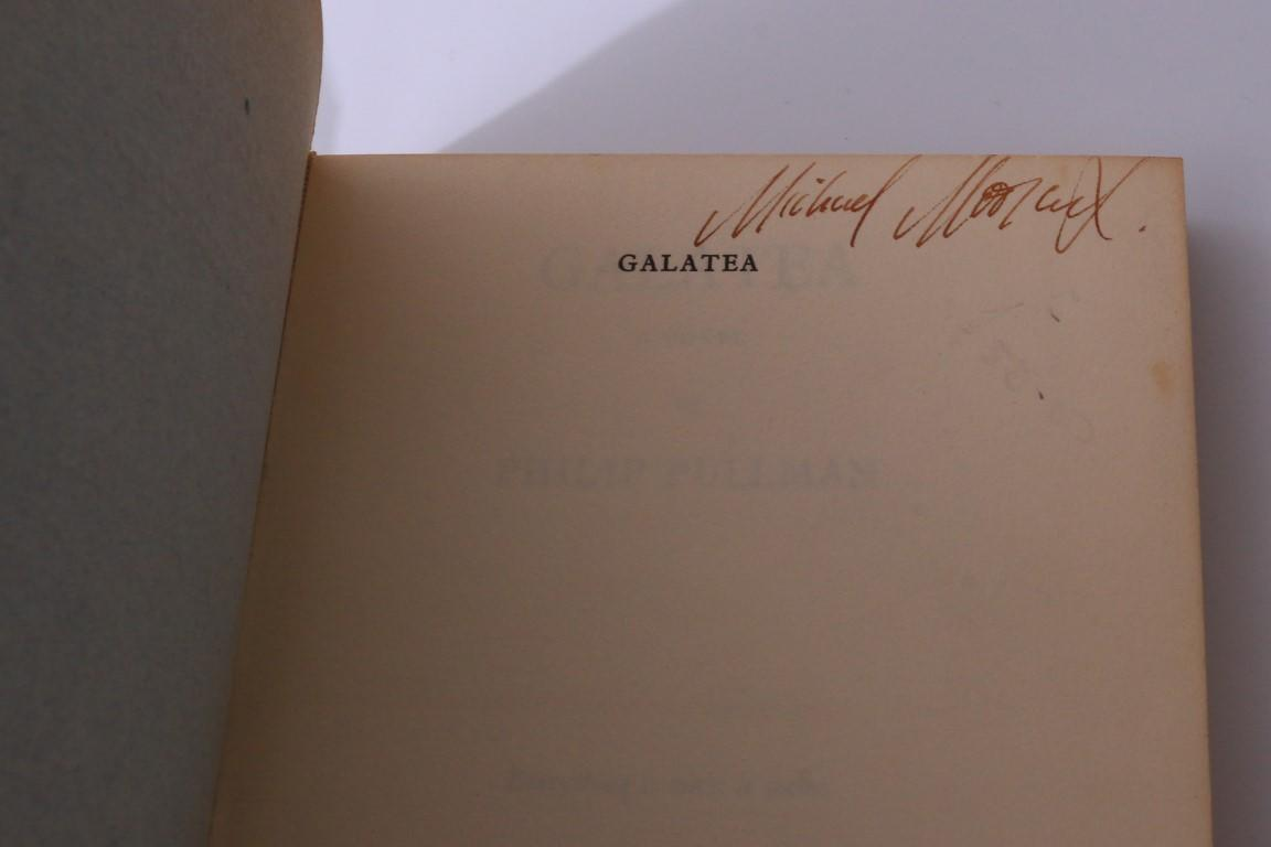 Philip Pullman - Galatea - An Association Copy - Gollancz, 1978, First Edition.