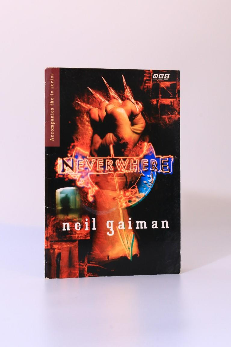 Neil Gaiman - Neverwhere - BBC, 1996, Proof.