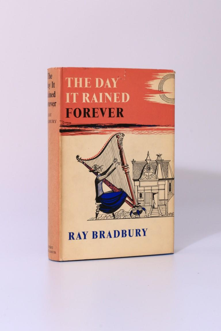Ray Bradbury - The Day it Rained Forever - Rupert Hart-Davis, 1959, First Edition.