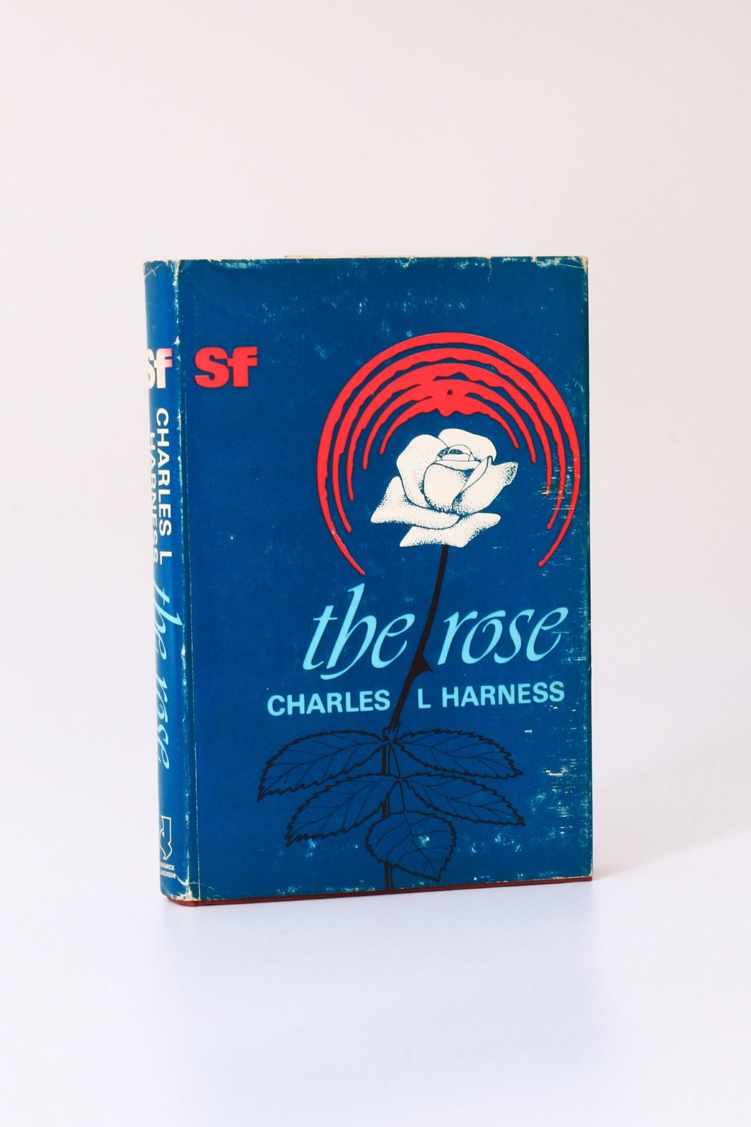 Charles L. Harness - The Rose - Sidgwick & Jackson, 1968, First Edition.