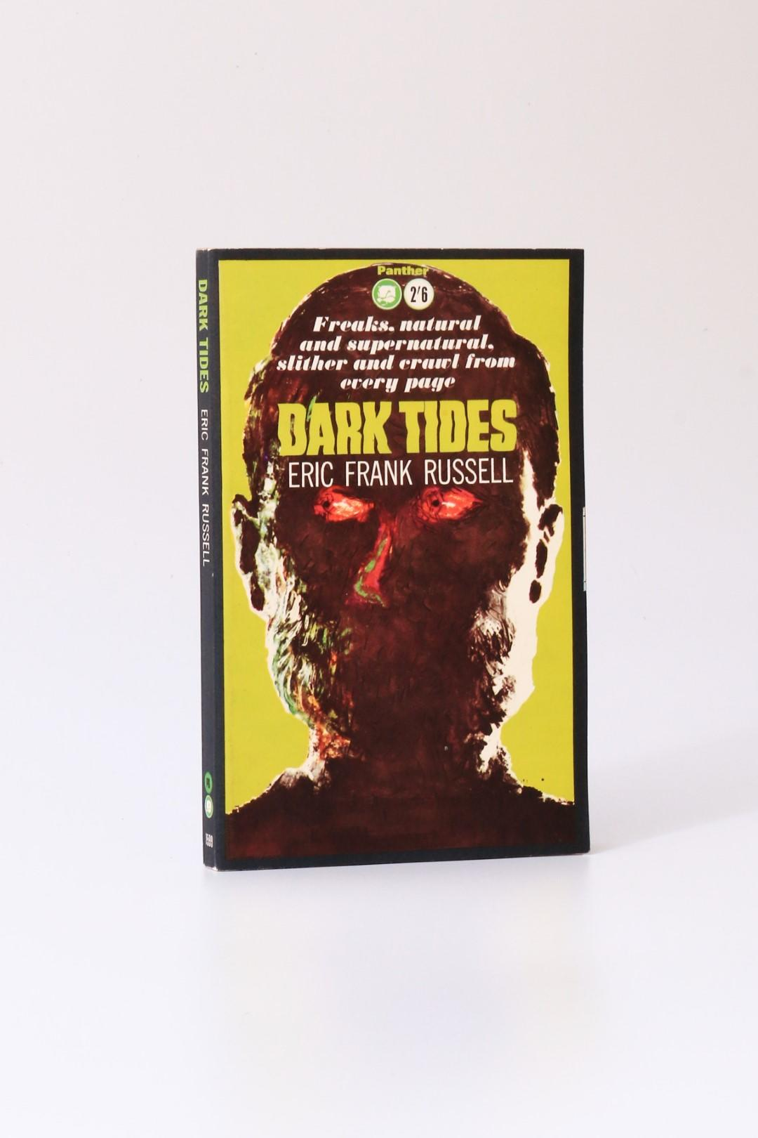 Eric Frank Russell - Dark Tides - Panther Books, 1963, First Thus.