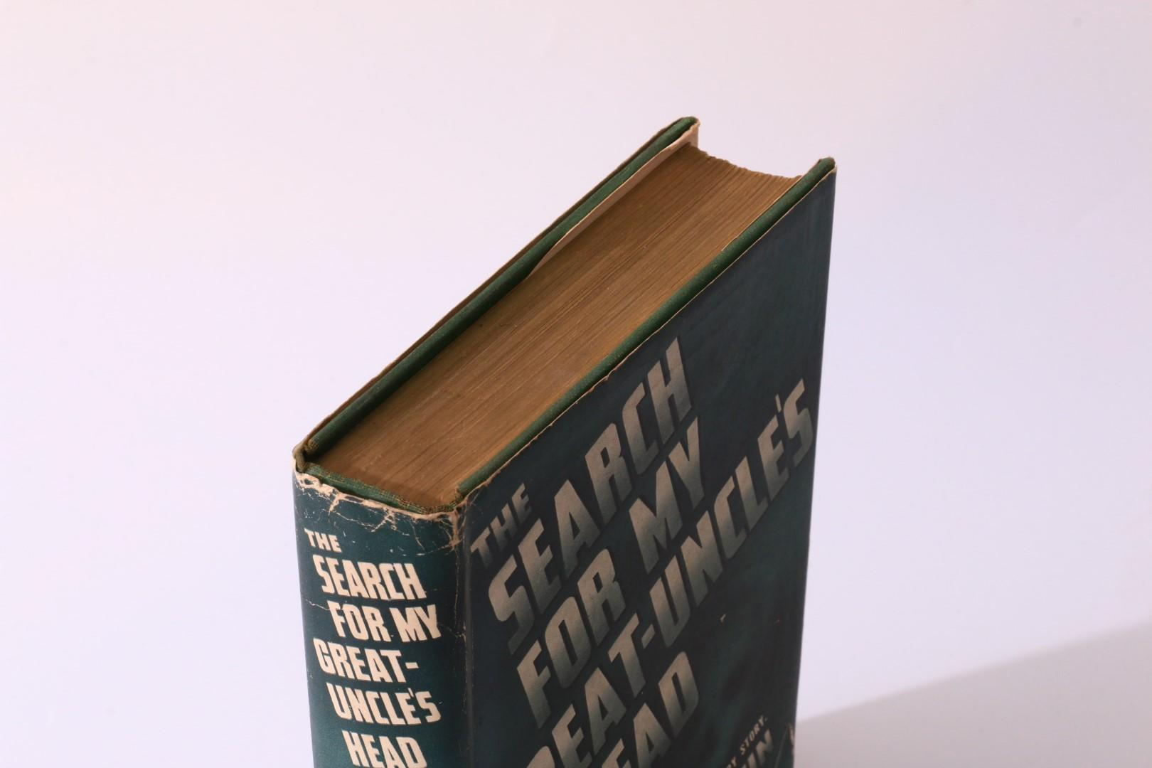 Peter Coffin [John Latimer] - The Search for my Great-Uncle's Head - Doubleday, Doran, 1937, First Edition.