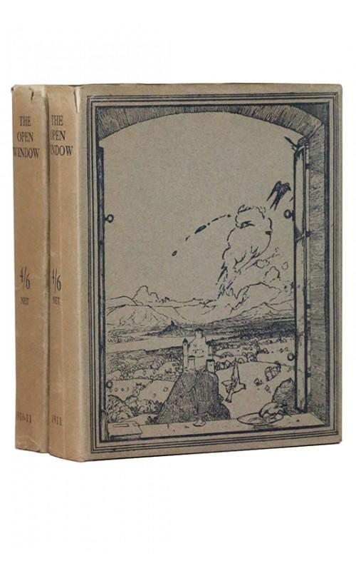 The Open Window - Locke Ellis, UK, 1910-1911 - First Editions