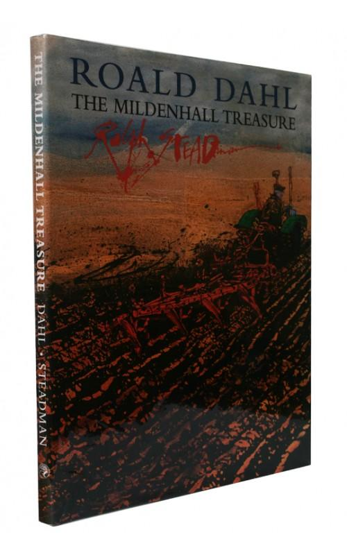 Roald Dahl - The Mildenhall Treasure - Jonathan Cape, UK, 1999 - First Edition