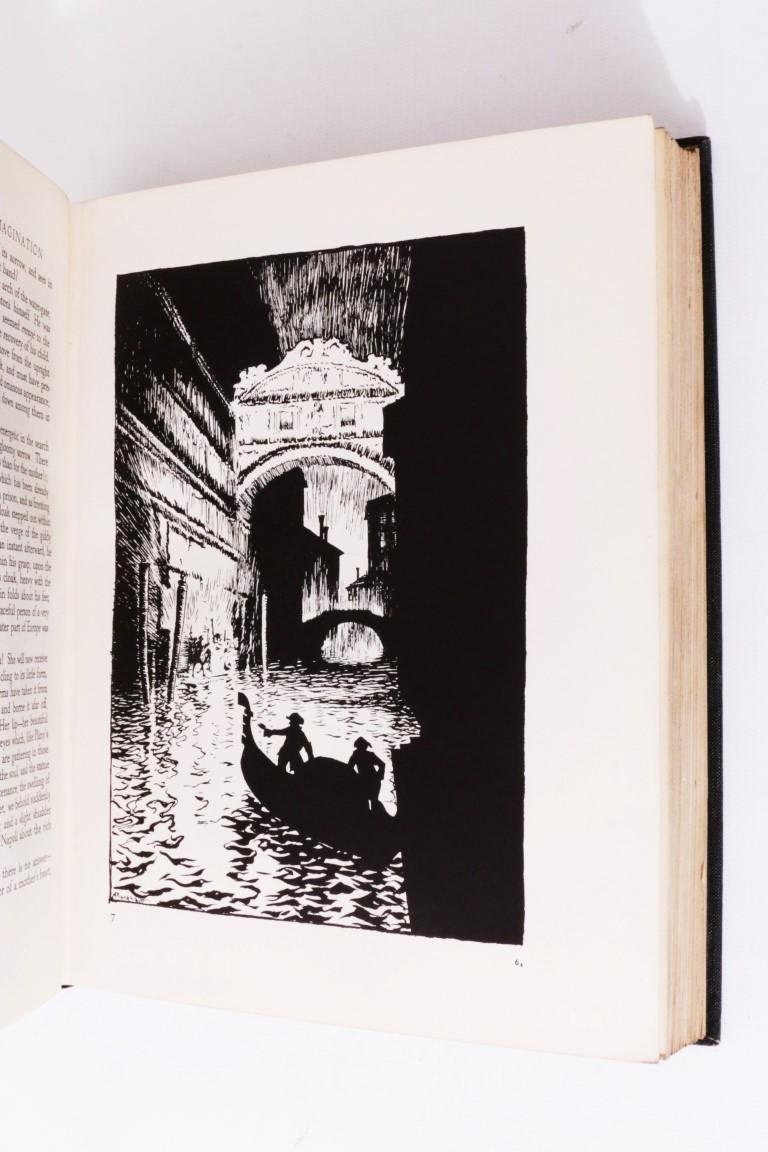 Edgar Allen Poe - Poe's Tales of Mystery & Imagination - Harrap, 1935, First Edition.