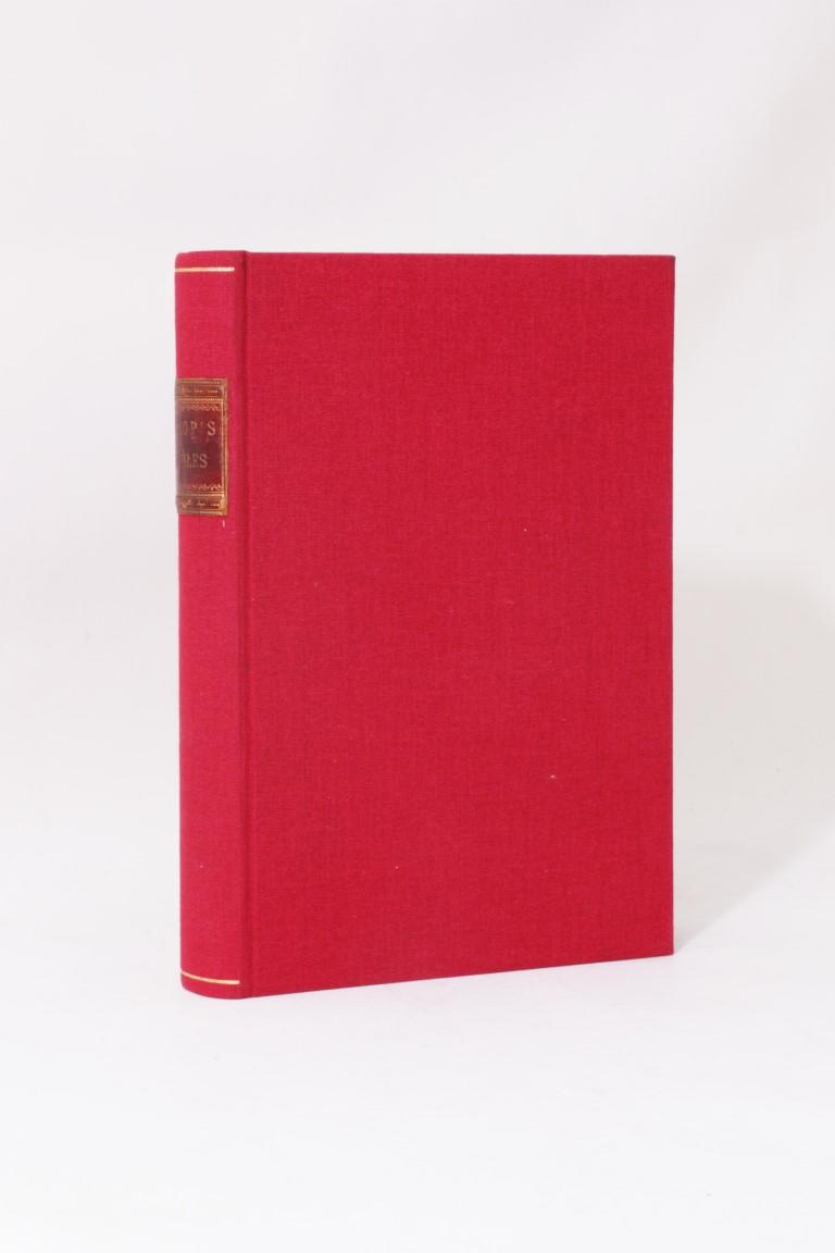 Aesop [by Rev. Thomas James] - Aesop's Fables: A New Version - John Murray, 1848, First Edition.